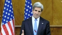 Kerry: Assad Risks Greater Support for Opposition If He Rejects Peace Talks