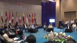 东盟外长宣示共促中国接受海洋行为准则