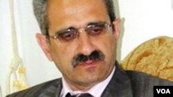 """Hilal Məmmədov, """"Talışi Sədo"""" qəzetinin redaktoru"""