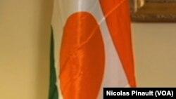 Le drapeau du Niger
