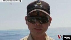 分析人士:奧巴馬卸任前將宣佈對台軍售。圖為台灣海軍政治作戰部主任聞振國.