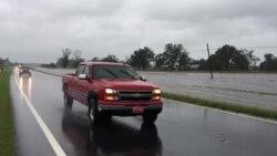 Наводнение в Северной Каролине