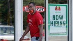 Permanece alto desempleo en Estados Unidos