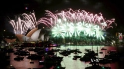 New Year Celebrations in New Zealand and Australia