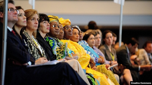 Participants at the Women Deliver conference in Kuala Lumpur, Malaysia. (Photo: Women Deliver)