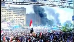 埃及鎮壓行動傷亡慘重法新社記者看見43具屍體