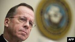 Экс-председатель Объединенного комитета начальников штабов ВС США адмирал Майк Маллен