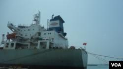 台北港 2 (美國之音張佩芝 拍攝)