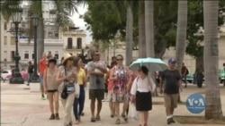Як скорочення кількості туристів вплине на економіку Куби. Відео