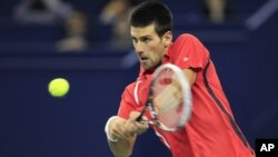Novak Djokovic akan memperkuat tim Piala Davis Serbia (foto: dok).