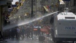 Protesta në Stamboll