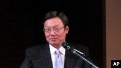 前国安会秘书长苏起