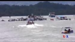 2017-06-26 美國之音視頻新聞: 哥倫比亞沉船 至少6人死亡 (粵語)