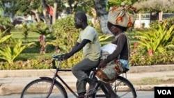 Bicicletas-taxi