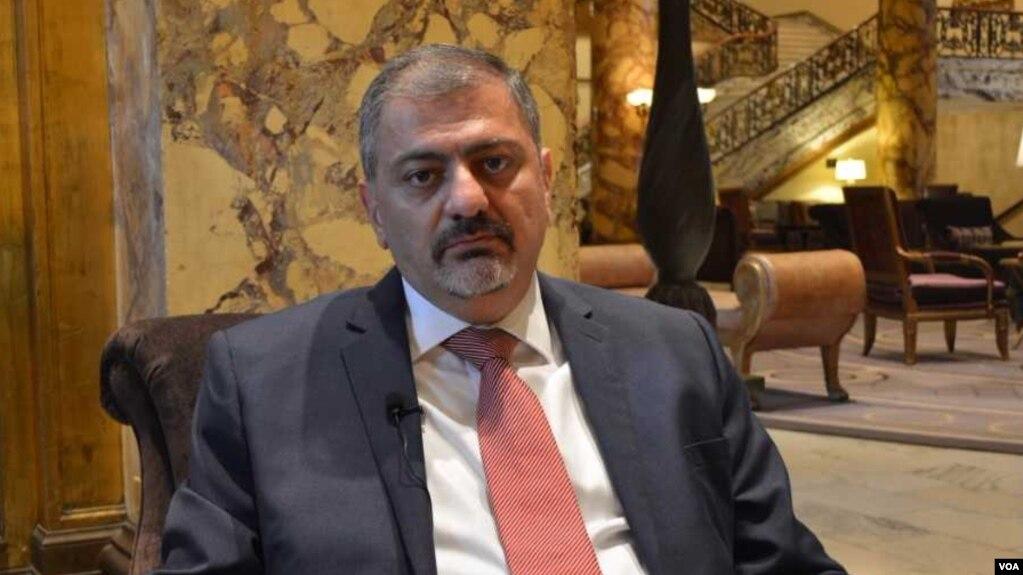 Ваче Габриелян: В Вашингтоне высоко оценили мирный характер акций в Армении