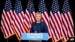 La candidata presidencial demócrata expresó confianza en que el FBI mantendrá su decisión de no presentar cargos en su contra.