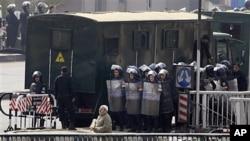 تداوم مظاهرات وسیع در مصر