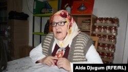 """""""To je bio jedan fini starac"""", priča Zilha Šeta, poznatija kao teta Zilha."""