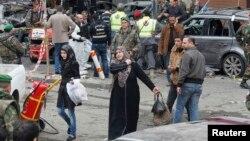 بیروت، ۲۲ ژانویه ۲۰۱۴