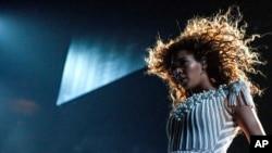 """La exhibición en el salón en Cleveland, Ohio, incluirá el vestuario que lució Beyonce en el video musical de """"Single Ladies""""."""