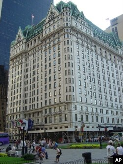 The Plaza Hotel in New York sells trendy condo units, but owners can stay there no more than 120 days a year.