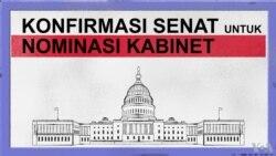 Konfirmasi Senat untuk Nominasi Kabinet Presiden