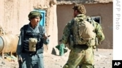 Australia Eyes Early Afghanistan Withdrawal