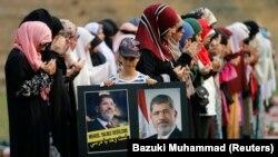 Malezya'da Mısır'ın devrik Cumhurbaşkanı Mursi yanlısı gösteriler