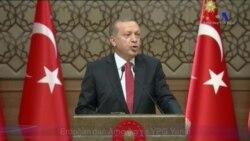 Erdoğan'dan Amerika'ya YPG Yanıtı