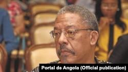 Vicente Pinto de Andrade, professor, economista e sociológo angolano
