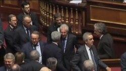 意大利新总理面对参院第二次信任投票