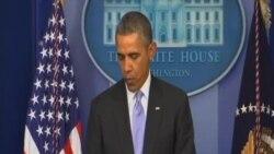 奧巴馬表示俄羅斯軍事干預烏克蘭將付出代價