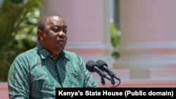 Pirezdent Uhuruu Keeniyaattaa
