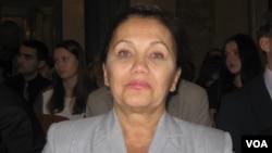 Член президентского Совета по правам человека и развитию гражданского общества Наталья Евдокимова