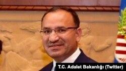 Menteri Kehakiman Bekir Bozdag (Foto: dok).