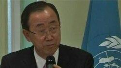 Related video of UN Secretary-General Ban Ki-moon, Syria