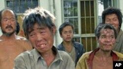 چین: زمینوں پر سرکاری کنٹرول کے خلاف احتجاج