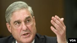 Direktur Biro Penyelidik Federal (FBI) Robert Mueller (foto: dok).