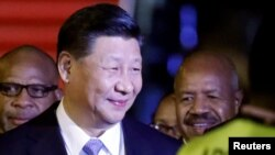Rais wa China Xi Jinping