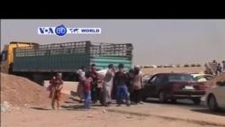 VOA60 Duniya: Iraqi, Yuni 26, 2014