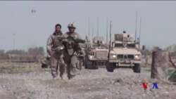 把阿富汗戰爭私有化的方案遭冷遇 (粵語)