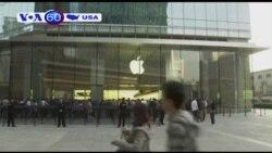 TQ buộc Apple loại ứng dụng báo New York Times (VOA60)