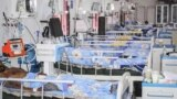 FILE - Beds are set for COVID-19 patients in the Intensive Care Unit at Martini Hospital in Mogadishu, Somalia, July 29, 2020.