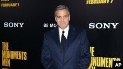 George Clooney de 53 años se casa con abogada británica-libanesa Amal Alamuddin, de 36.