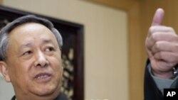 Tướng Trung Quốc Trần Bỉnh Đức nói quan hệ quân sự là phần không thể thiếu trong bang giao Việt-Trung