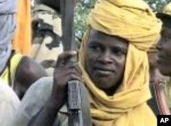 A Darfur rebel