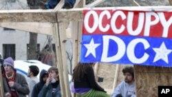واشنگٹن میں 31 مظاہرین گرفتار