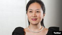 Meng Wanzhou, directora da Huawei