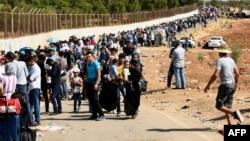 Journée mondiale des réfugiés : 71 millions de personnes déplacées dans le monde