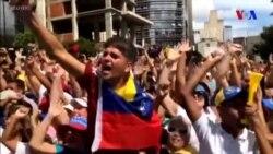 ABŞ Venezuela müxalifətinə dəstək verib